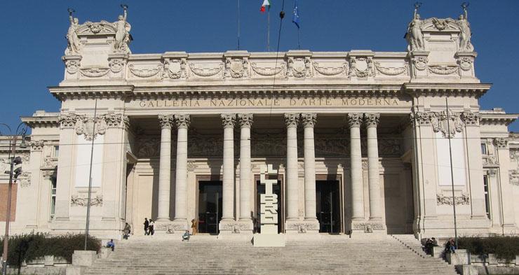 Galleria-Nazionale-dArte-Moderna-resim