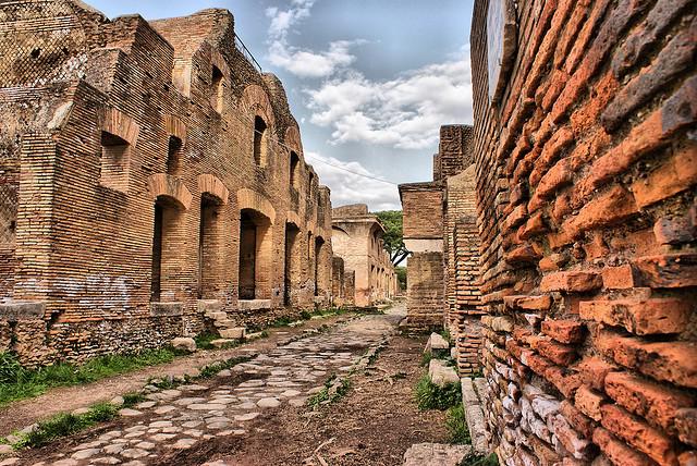 Ostia-Antica-roma-liman-kenti
