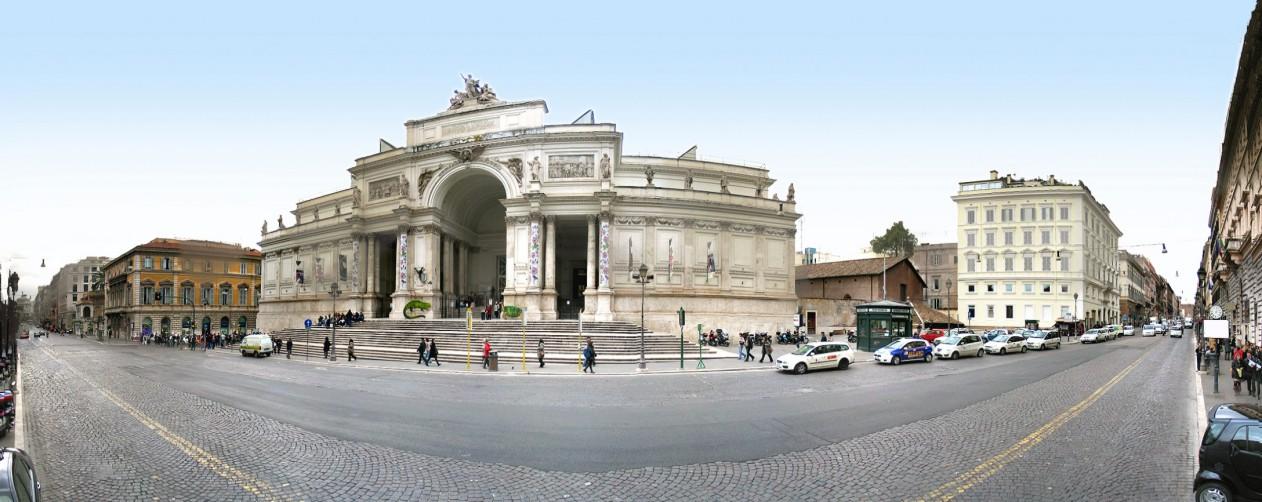 Roma 39 da m zeler ve galeriler italya gezi for Palazzo delle esposizioni rome italy