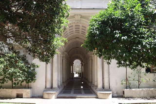 Palazzo-ve-Galeria-Spada-resmi
