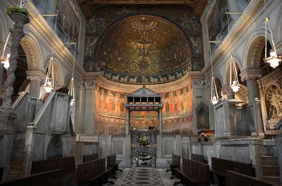 San-Clemente-kilisesi-roma