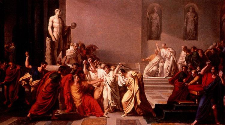 Caesar'in öldürülmesi