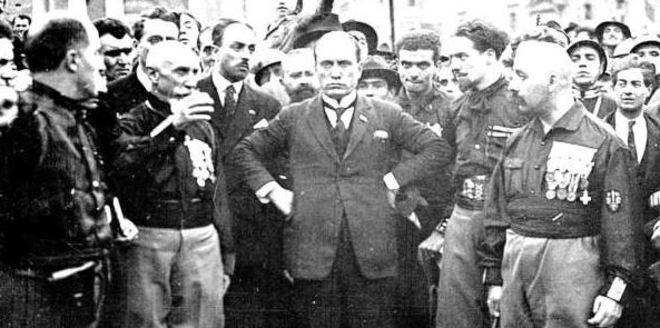 mussolini-fasistler