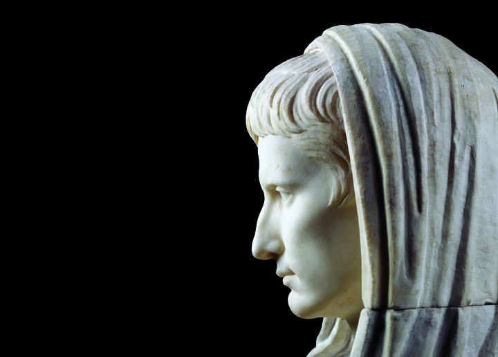 palazzo-massimo-augusus-heykeli