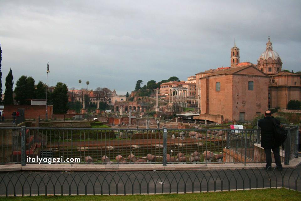 Roma Forum'u, Roma Forumu hakkında bilgi