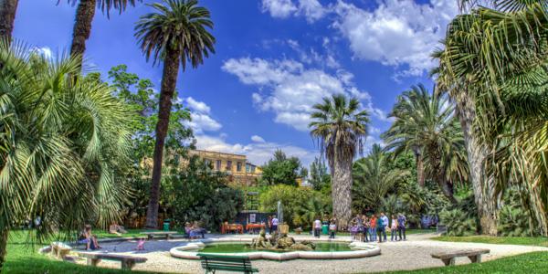 Orto-Botanico-roma