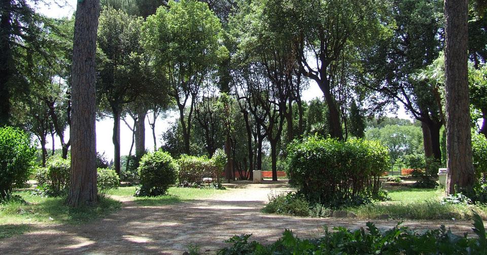 Villa-Celimontana-roma